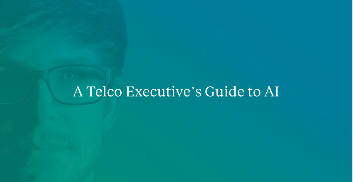 IntentHQ's A Telco Executives Guide To AI